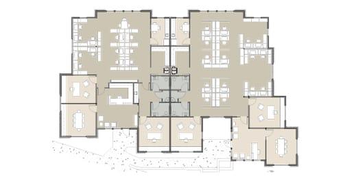Dominion Place Building 9 floor plan 02