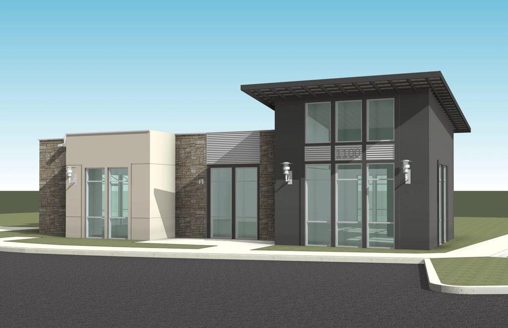 building 11 rendering